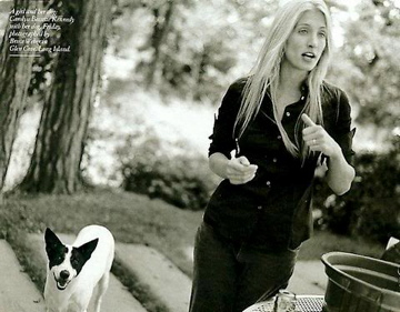 My First Revelation With Personal Style - The Iconic Carolyn Bessette-Kennedy