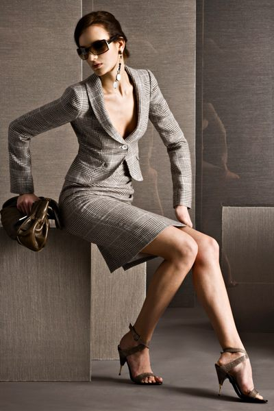 A New Frontier for Women: The Bespoke Suit ...