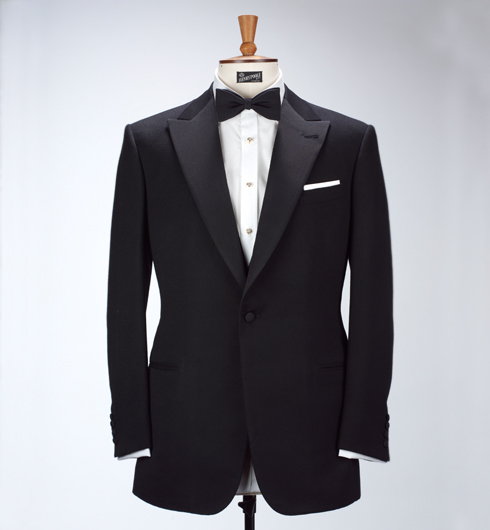 The Dinner Jacket, invented by Henry Poole.